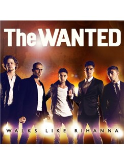 The Wanted: Walks Like Rihanna Digital Sheet Music | Clarinet