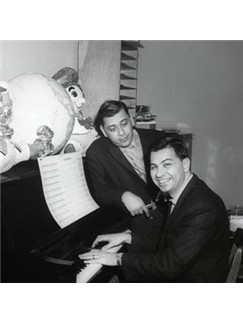 Sherman Brothers: Hushabye Mountain Digital Sheet Music | Beginner Piano
