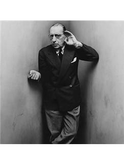 Igor Stravinsky: Three Easy Pieces - Waltz Digital Sheet Music | Piano