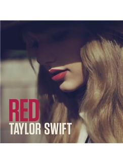 Taylor Swift: Red Digital Sheet Music | Beginner Piano