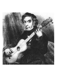Dionisio Aguado: Etude In A Digital Sheet Music | Guitar (Classical)