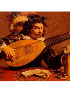 Francis Cutting: Almain Digital Sheet Music | Guitar (Classical)