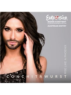 Conchita Wurst: Rise Like A Phoenix Digital Sheet Music | Piano, Vocal & Guitar