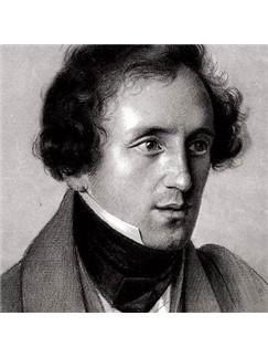 Felix Mendelssohn: O For The Wings Of A Dove Digital Sheet Music | Violin