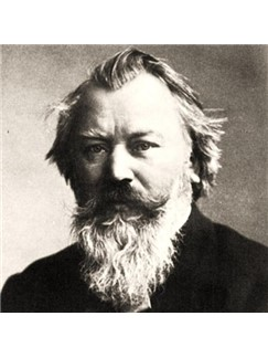Johannes Brahms: Waltz In B Flat, Op.39 No.8 Digital Sheet Music | Piano
