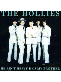 The Hollies: He Ain't Heavy, He's My Brother Digital Sheet Music | Keyboard