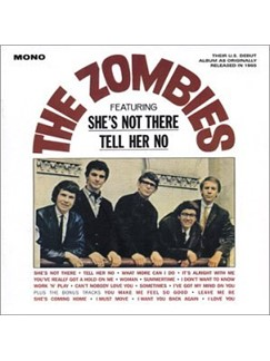 The Zombies: She's Not There Digital Sheet Music | Ukulele