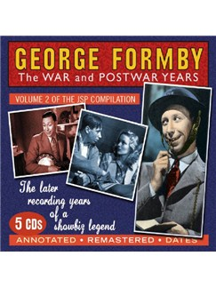 George Formby: On The Wigan Boat Express Digital Sheet Music | Piano, Vocal & Guitar (Right-Hand Melody)