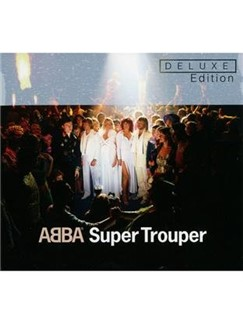 ABBA: Super Trouper Digital Sheet Music | Beginner Piano