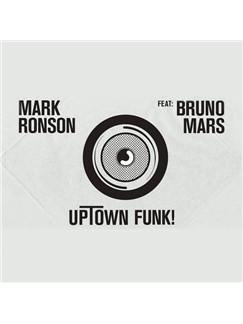 Mark Ronson: Uptown Funk (feat. Bruno Mars) Digital Sheet Music | Beginner Piano