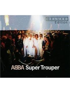 ABBA: Super Trouper Digital Sheet Music | Ukulele with strumming patterns