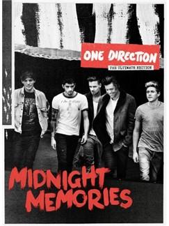One Direction: Midnight Memories Digital Sheet Music | Beginner Piano