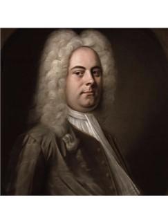 George Frideric Handel: Zadok The Priest (arr. Donald Burrows) Digital Sheet Music | Choral SSAATTBB