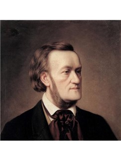 Richard Wagner: Overture from The Flying Dutchman Digital Sheet Music | Piano