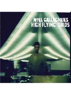 Noel Gallagher's High Flying Birds: The Girl With X-Ray Eyes Digital Sheet Music | Guitar Tab