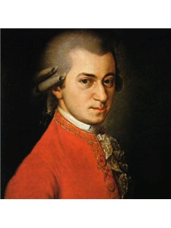 Wolfgang Amadeus Mozart: Andantino (from Concerto for Flute and Harp, K299) Digital Sheet Music | Beginner Piano