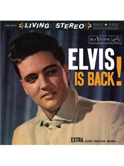 Elvis Presley: Reconsider Baby Digital Sheet Music | Piano, Vocal & Guitar (Right-Hand Melody)