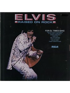 Elvis Presley: Raised On Rock Digital Sheet Music | Piano, Vocal & Guitar (Right-Hand Melody)