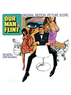 Jerry Goldsmith: Our Man Flint (Theme) Digital Sheet Music | Piano