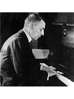 Sergei Rachmaninoff: Preludes Op.32, No.5 Moderato Digital Sheet Music | Piano