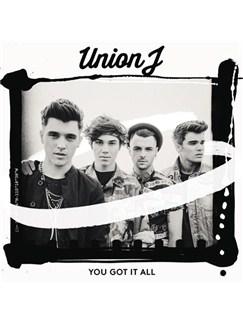 Union J: You Got It All Digital Sheet Music   5-Finger Piano