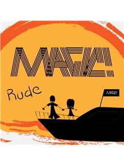 MAGIC!: Rude Digital Sheet Music | 5-Finger Piano