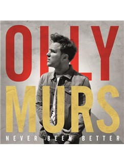Olly Murs: Never Been Better Digital Sheet Music | 5-Finger Piano