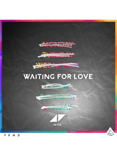 Avicii: Waiting For Love Digital Sheet Music | Piano, Vocal & Guitar (Right-Hand Melody)