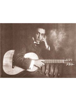 Miguel Llobet: Scherzo-Vals Digital Sheet Music | Guitar (Classical)