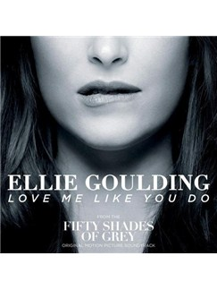Ellie Goulding: Love Me Like You Do Digital Sheet Music | Keyboard
