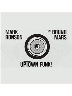 Mark Ronson: Uptown Funk (feat. Bruno Mars) Digital Sheet Music | Keyboard
