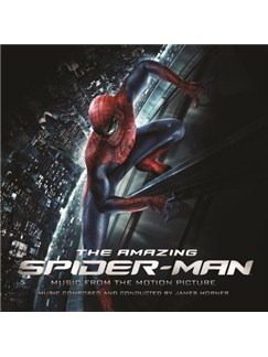 James Horner: Promises (From 'The Amazing Spider-Man' End Titles) Digital Sheet Music | Piano