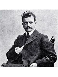Jean Sibelius: 5 Morceaux Romantiques, Op.101 - II. Chant Du Soir Digital Sheet Music | Piano
