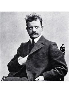 Jean Sibelius: 5 Morceaux Romantiques, Op.101 - V. Scène Romantique Digital Sheet Music | Piano