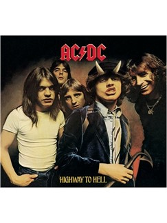 AC/DC: Highway To Hell Digital Sheet Music | Melody Line, Lyrics & Chords