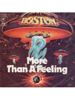 Boston: More Than A Feeling Digital Sheet Music | Melody Line, Lyrics & Chords