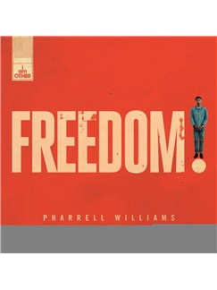 Pharrell Williams: Freedom Digitale Noten | Klavier, Gesang & Gitarre (rechte Hand Melodie)