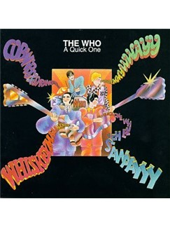 The Who: Substitute Digital Sheet Music | Melody Line, Lyrics & Chords