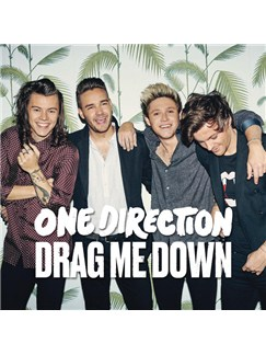 One Direction: Drag Me Down Digital Sheet Music | Piano, Vocal & Guitar (Right-Hand Melody)