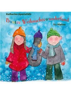 Traditional: Buntes Weihnachtswunderland Digitale Noten | Kammermusik