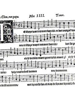 Jacob Clemens Non Papa: Magi Veniunt Ab Oriente Digital Sheet Music | SATB