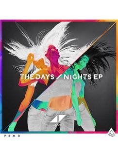 Avicii: The Nights Digital Sheet Music   Beginner Piano