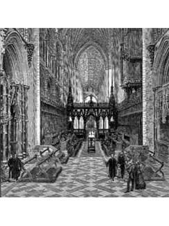 Arthur Hutchings: God Is Gone Up Digital Sheet Music   SATB