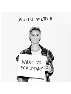 Justin Bieber: What Do You Mean? Digital Sheet Music | Piano, Vocal & Guitar (Right-Hand Melody)
