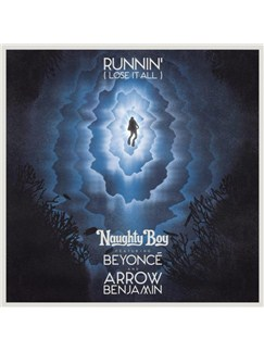 Naughty Boy: Runnin' (Lose It All) (feat. Beyonce & Arrow Benjamin) Partition Digitale | Piano, Chant et Guitare (Mélodie main droite)