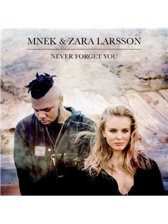 MNEK & Zara Larsson: Never Forget You Digital Sheet Music | Piano, Vocal & Guitar (Right-Hand Melody)