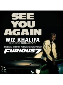 Wiz Khalifa: See You Again (feat. Charlie Puth) Digital Sheet Music | Easy Piano