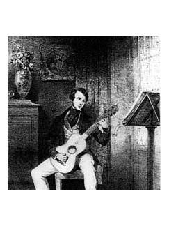 Matteo Carcassi: Allegretto In A Digital Sheet Music | Guitar Tab