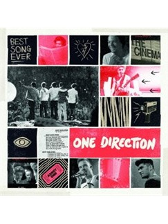 One Direction: Best Song Ever Digital Sheet Music | Ukulele Lyrics & Chords