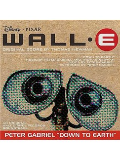 Peter Gabriel: Down To Earth (from 'WALL•E') Digital Sheet Music | Beginner Piano
